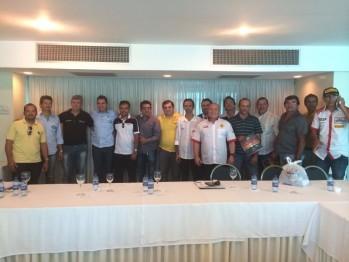 CBM realiza reunião com dirigentes e promotores da região nordeste