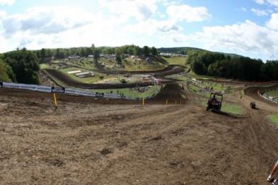 Curiosidades do AMA Motocross em Unadilla