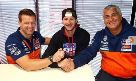 Red Bull KTM anuncia a equipe do Mundial de MX para 2015