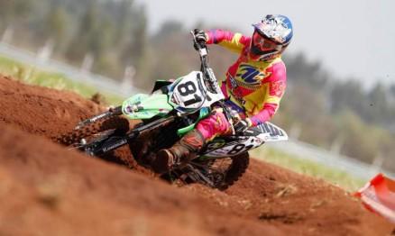 Mariana Balbi garante título na Copa Minas Gerais de Motocross