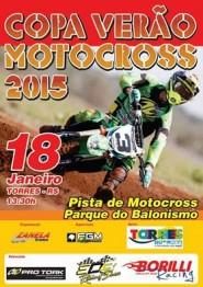 Domingo começa a Copa Verão ED 3 de Motocross em Torres