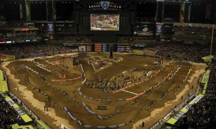 Curiosidades do AMA Supercross em Phoenix