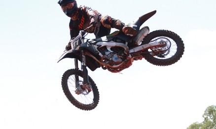 Treinos cronometrados esquentaram o sábado do Gaúcho de Motocross em Ibirubá
