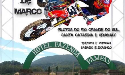 Santa Maria abre o melhor campeonato de Motocross do Brasil neste final de semana