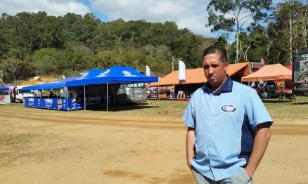 Christian Mascary chega a 2a etapa do Brasileiro de Motocross Pró