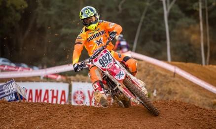 Duda Parise vence no RJ e abre seis pontos na MX3 no BR de Motocross PRÓ