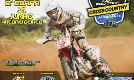 Neste Final de Semana acontece o Campeonato Paranaense de Cross Country