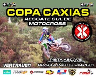 Domingo tem Copa Caxias confirmada na ASCAVE