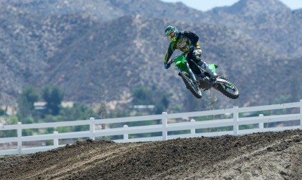Josh Grant na Monster Energy Kawasaki