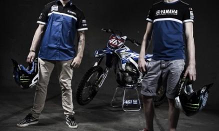 Monster Energy agora é patrocinadora oficial da Yamaha Factory Racing Yamalube