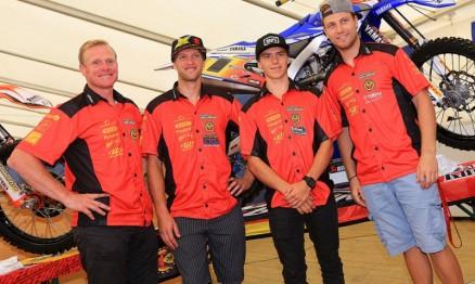 Equipe da Bélgica revalada para o MXoN 2015