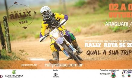 Rally Baja tem rodada este fim de semana