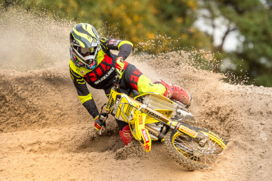 Vídeo do retorno de Everts para a Suzuki
