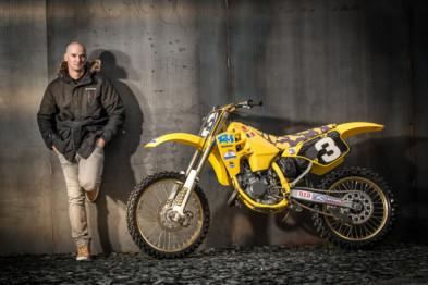 Stefan Everts de volta a Suzuki