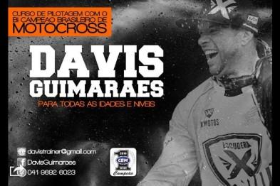 Davis Guimarães lança curso de pilotagem para 2016