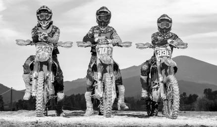 Sessão de fotos da Honda Gariboldi Racing 2016