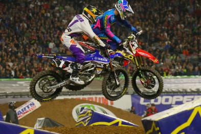 Highlights AMA Supercross 2016 – Glendale