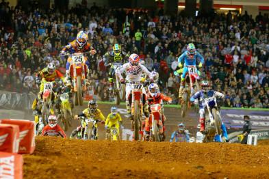 8a etapa do AMA Supercross 2016 em Atlanta na íntegra
