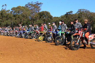 6a etapa do Australiano de Motocross 2016 completa