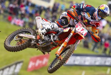 Jeffrey Herlings na KTM até 2020