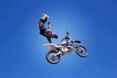 Abertura do Brasileiro de Freestyle Motocross será neste fim de semana