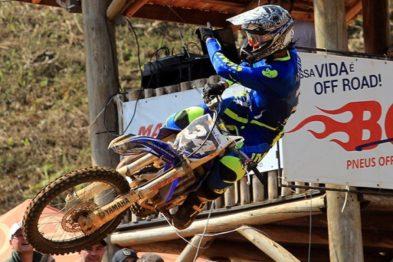 Lucas Dunka é campeão do Catarinense de Motocross 2016