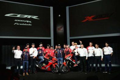 Honda HRC anuncia lineup para 2017