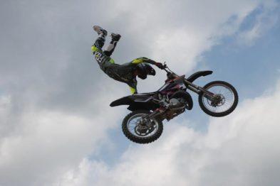 Show de freestyle motocross do Brasileiro Mundial Prime de Arena Velocross