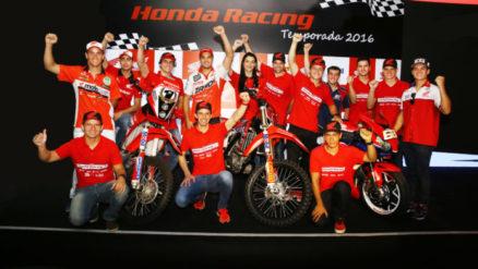 Honda quebra recorde de conquistas e encerra temporada 2016 com 56 títulos