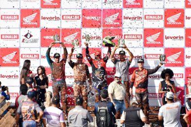 Roman é Campeão Brasileiro de Motocross e Willian garante segundo na MX3