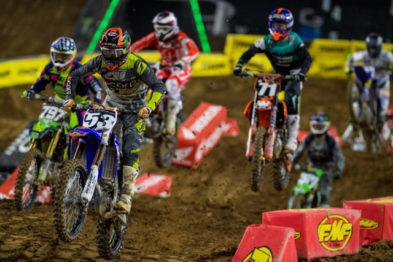 Highlights AMA Supercross 2017 – Phoenix
