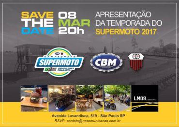 Brasileiro de Supermoto terá seis etapas