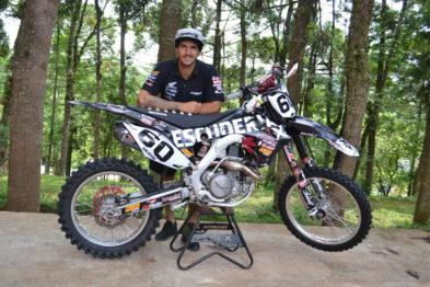 Campeão Brasileiro disputa Mundial de Motocross na Argentina
