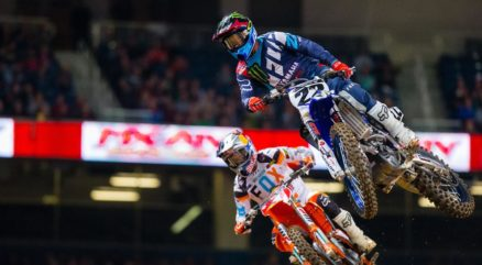 Chad Reed é penalizado por ignorar regulamento em St. Louis