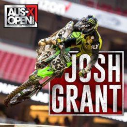 Josh Grant vai para o AUS-X Open 2017