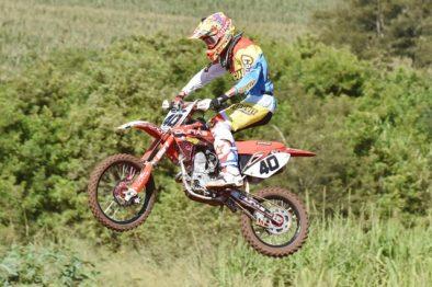 Bruno Schmitz vence na Junior na abertura no Brasileiro de Motocross