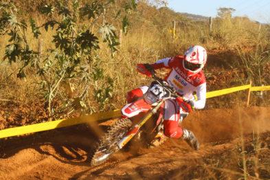 Luís Oliveira é o mais rápido em Paraopeba (MG)
