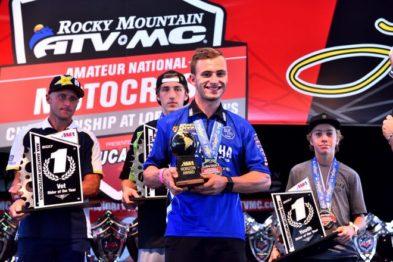 Justin Cooper vence o prêmio Nicky Hayden
