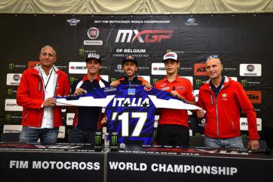 Equipe italiana do MXoN 2017 é revelada
