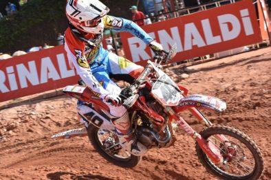 Bruno Schmitz vence na Jr. e abre na liderança do Brasileiro de Motocross