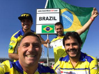 Brasil termina em 11º no Supermoto das Nações