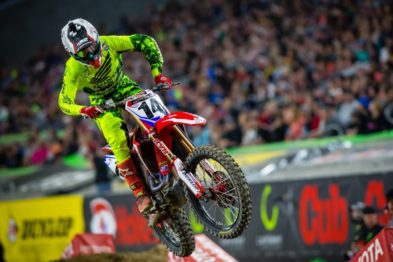 Cole Seely fora do MEC 2017
