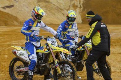 Suzuki fora do Mundial e do Japonês de Motocross em 2018