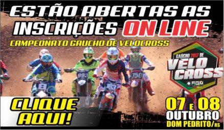 Semi Final do Campeonato Gaúcho de Velocross está chegando!