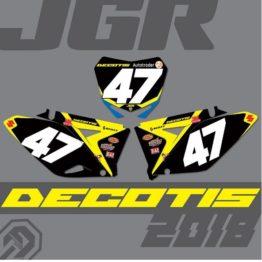 Jimmy Decotis na Autotrader/Yoshimura JGR Suzuki em 2018