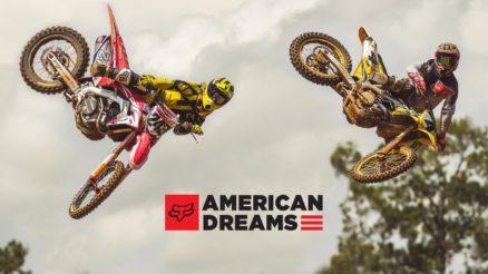 Carmichael e Gajser em novo vídeo da FOX Racing