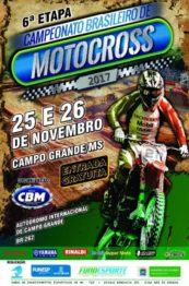 Pilotos desembarcam para Brasileiro de Motocross em Campo Grande