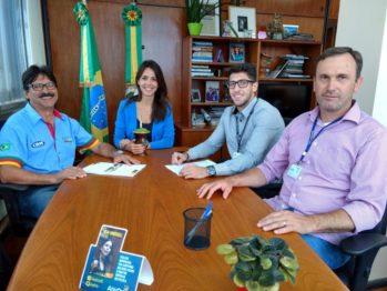 Presidente da FGM tem ações junto à assembléia Legislativa Gaúcha