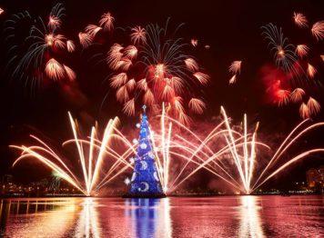 Boas festas nesse Natal e Ano novo de sucesso