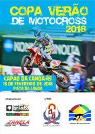 Motocross volta a Capão da Canoa quase 30 anos depois